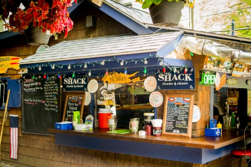 Long Islander News photos/Jano Tantongco  Serving up classic goodies including a variety of seafood sensations, the cozy, unassuming establishment, The Shack, has existed in some form since 1926 off 25A in Centerport.