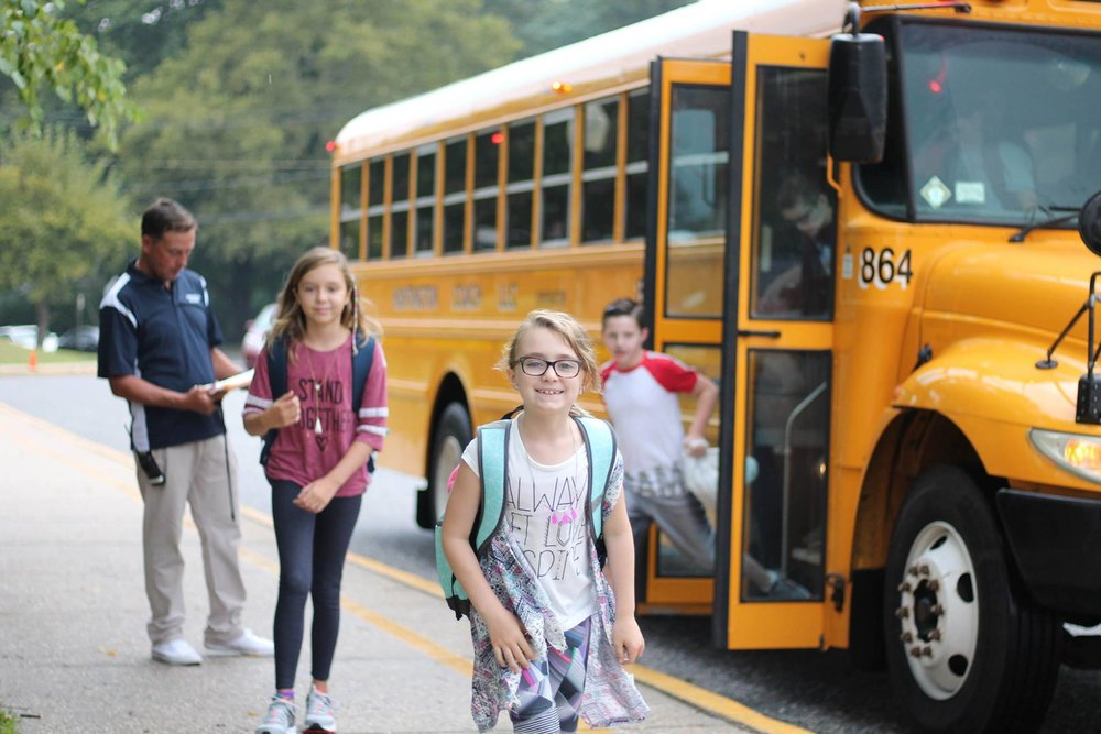 On Wednesday, Huntington school district students head off to their first day of school.   Photo/Huntington School District