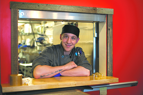 Babalu chef and owner Alan Gotay is gearing up for his first Dine Huntington Restaurant Week.   Long Islander News Photo/Archives
