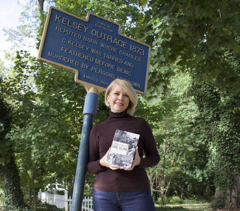 Huntington Author Talks Historic Long Island Crimes In