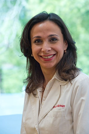 Dr. Inna Gellerman, owner of Gellerman Orthodontics in Huntington, has been creating happy smiles for 14 years, staying a step ahead in new technology advancements.   Photo Courtesy of Gellerman Orthodontics