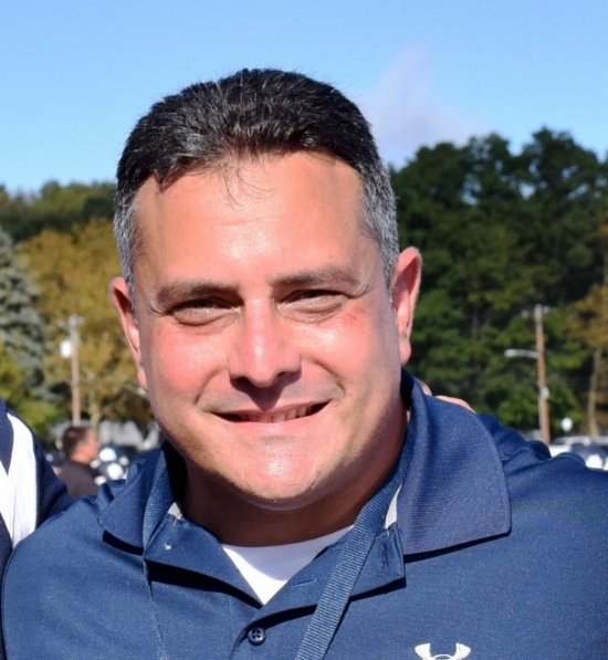 Northport-East Northport School District's newly appointed Director of Health, Physical Education and Athletics, Mark Dantuono.   Photo Courtesy of Northport-East Northport School District