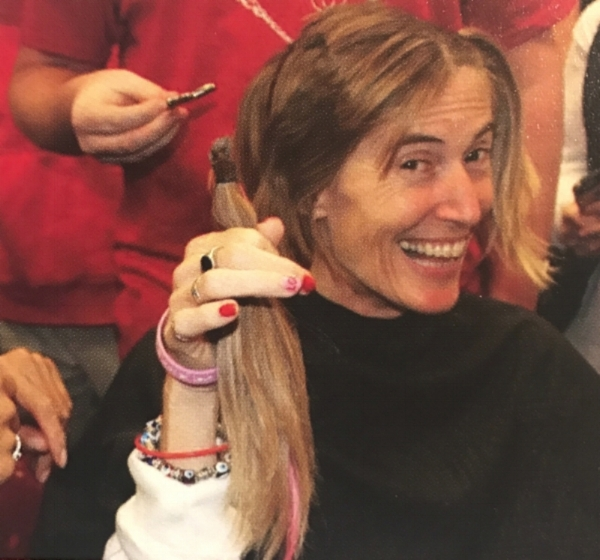 The Cold Spring Harbor Jr./Sr. High School Locks Of Love club will host its annual charity haircut event, which benefits the Locks Of Love organization, at Leslie's Hair Salon in Huntington on Tuesday, Nov. 14.