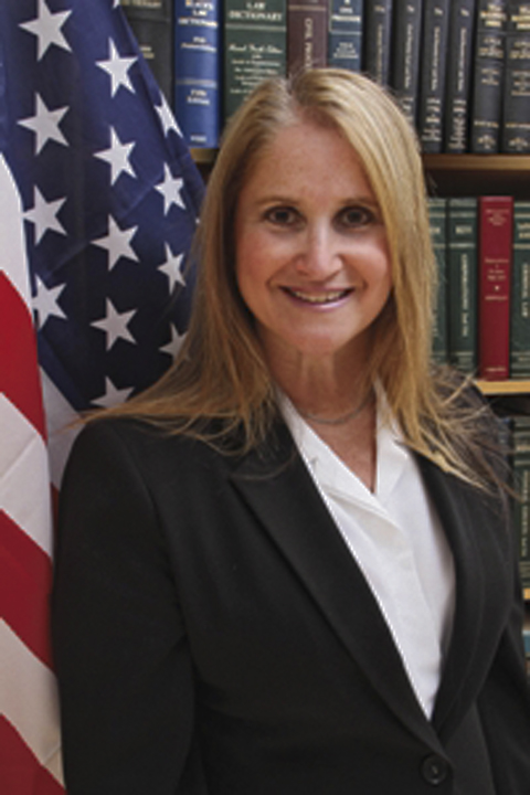 Susan Berland, a Huntington councilwoman, was elected to Suffolk's 16th Legislative District.