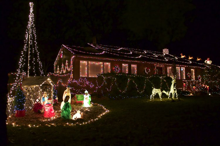 Resident\'s Holiday Lights Map Grows — Long Islander News