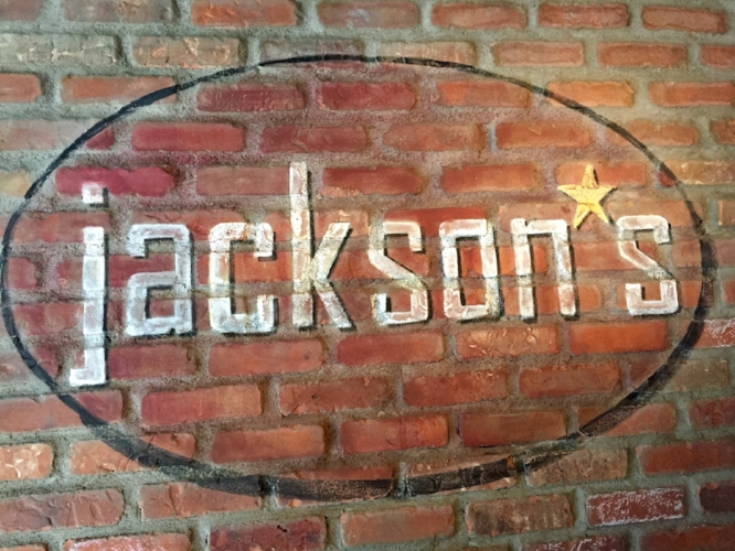 Jackson's is located at 6005 Jericho Turnpike, Commack.