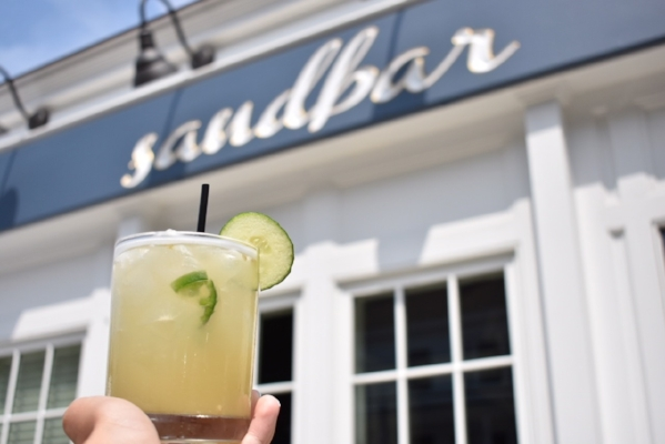 There are food and drink specials each weekend during social hour at Sandbar.