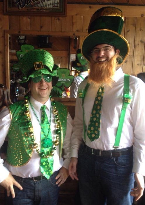 The annual Leprechaun Bar Crawl through Huntington is set for Saturday, March 10.   Photo/Facebook/L.I. Social Events