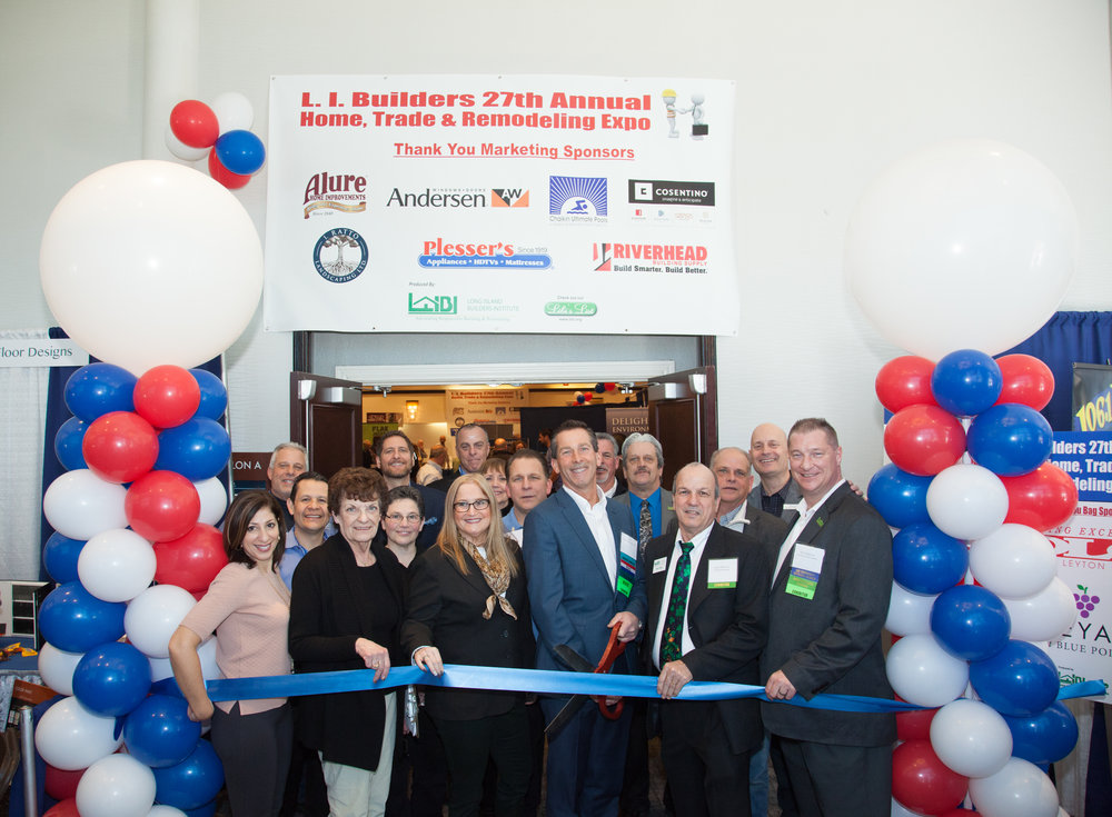 Long Island Builders Institute is gearing up to host its 28th Annual L.I. Builders Home, Trade & Remodeling Expo, where vendors will gather to offer networking, education and business opportunities to professional subcontractors and residents.   Photo courtesy of Lois Fricke