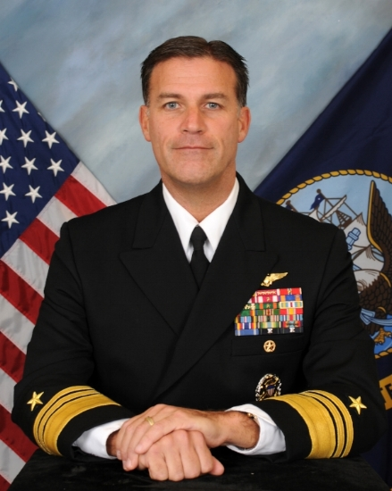 Vice Admiral John Christopher Aquilino