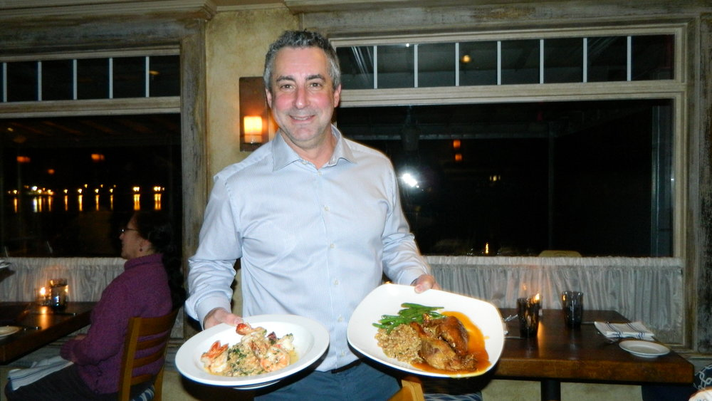 Dean Philippis, owner of Mill Pond House in Centerport, one of dozens of participating restaurants.   Long Islander News photos/archives