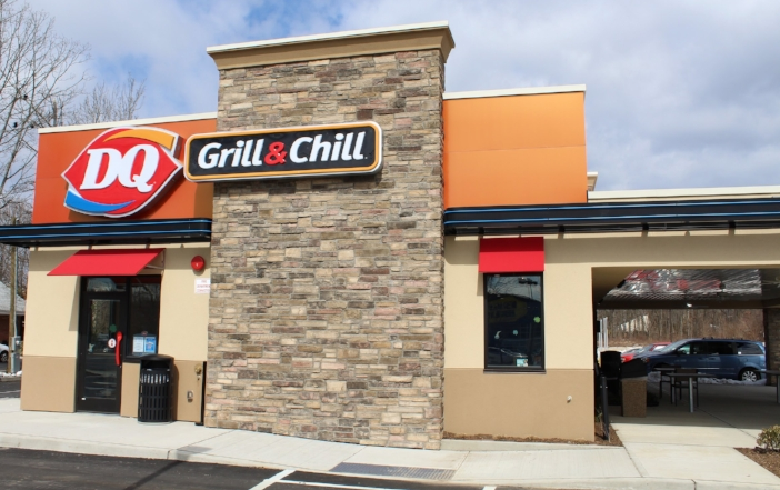 Dairy Queen opened at 4005 Jericho Turnpike in East Northport on March 16.