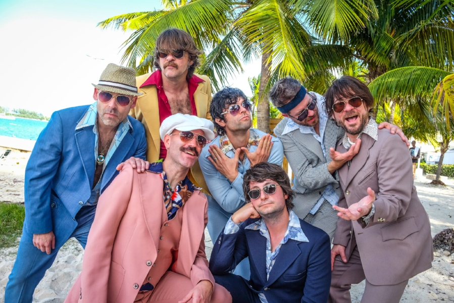 The '70s light rock tribute band Yacht Rock Revue bring their set list of smooth hits to The Paramount early next month.