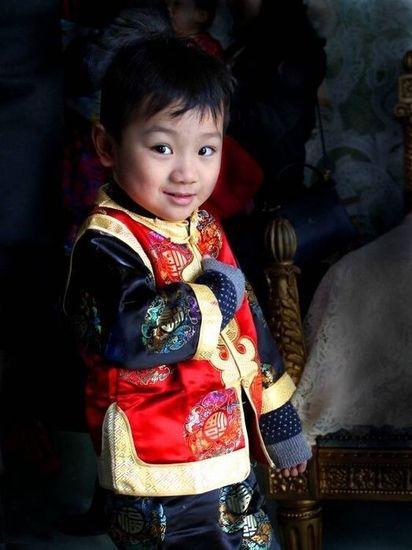 Chinese New Year, Patricia Shih