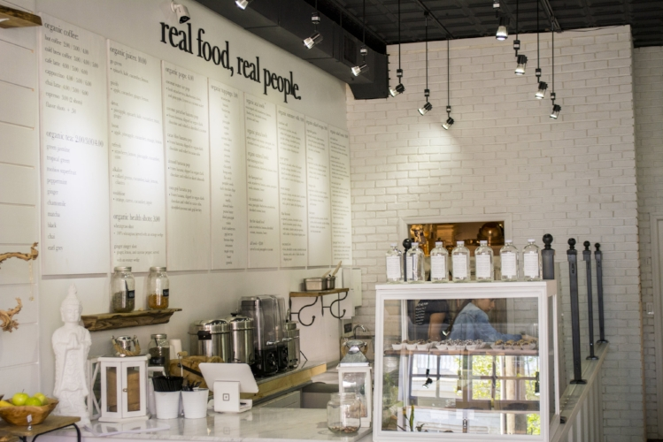 Real People, Real Food has been serving up visually stunning and delicious healthy menu items on Main Street in Huntington village since September.