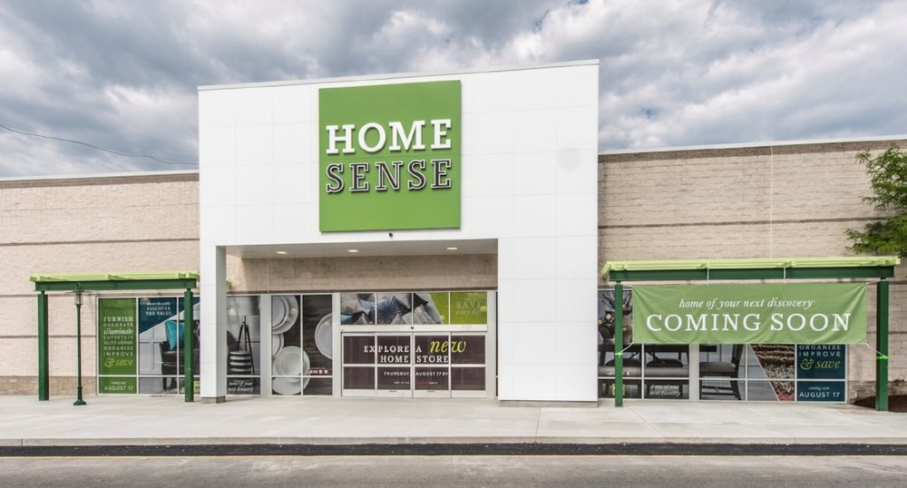 Long Island's first Homesense location is planned to open today at the Commack South Shopping Center at 4A Henry Street in Commack.   (Photo courtesy of Edelman)