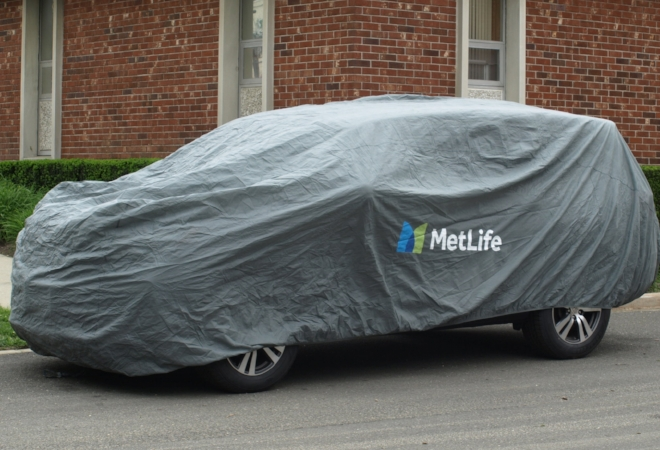 Details of the donated vehicle were kept under wraps as, officials said, it will be used in an undercover capacity.
