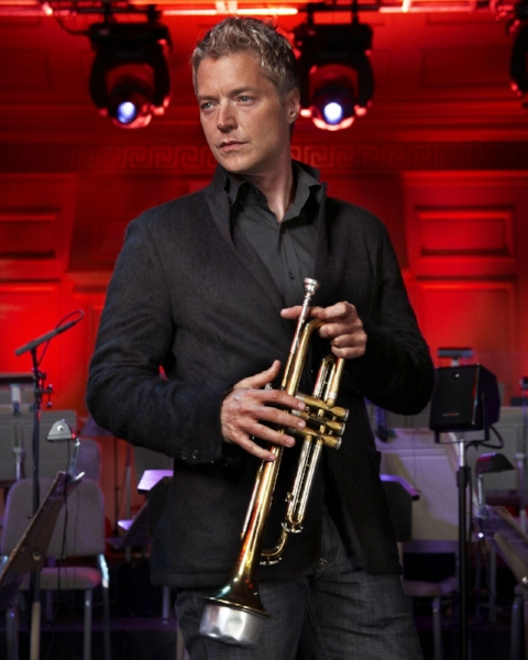 Grammy Award-winning trumpeter Chris Botti will bring his blend of jazz and pop sounds to The Paramount in Huntington next month.   (Photo/Leann Mueller)
