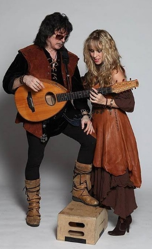 Renaissance rock band Blackmore's Night, led by Rock and Roll Hall of Famer Ritchie Blackmore and Candice Night, will bring their unique blend of tavern music and rock and roll to The Paramount on July 22.