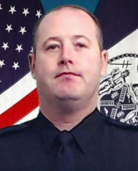 NYPD Sgt. Paul Tuozzolo
