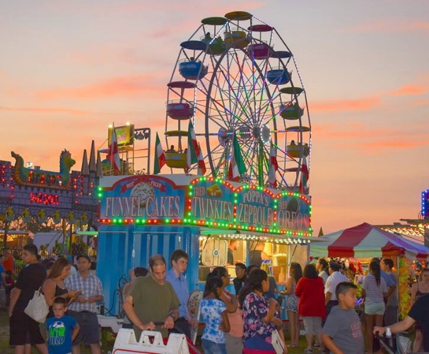 The Huntington Manor Fireman's Fair runs Tuesday, July 17 through Saturday, July 21 at Stimson Middle School.   (Photo/Sophan Publishing, LLC)