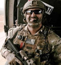 Master Sergeant Christopher Raguso, a Commack and FDNY firefighter, was killed in action on March 15 in a helicopter crash near the Iraq-Syria border.