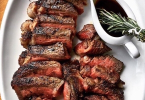 Porterhouse Night at IMC in Huntington features a $50 porterhouse steak and 50 percent off any bottle of wine over $99