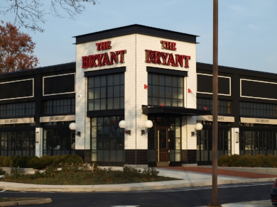 The Bryant is set to open early next month at the site of the former TGI Friday's on Walt Whitman Road in Huntington Station.  Photo by Connor Beach