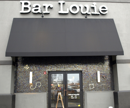 Friendly, modern and hip, Bar Louie wants to be your neighborhood hangout.