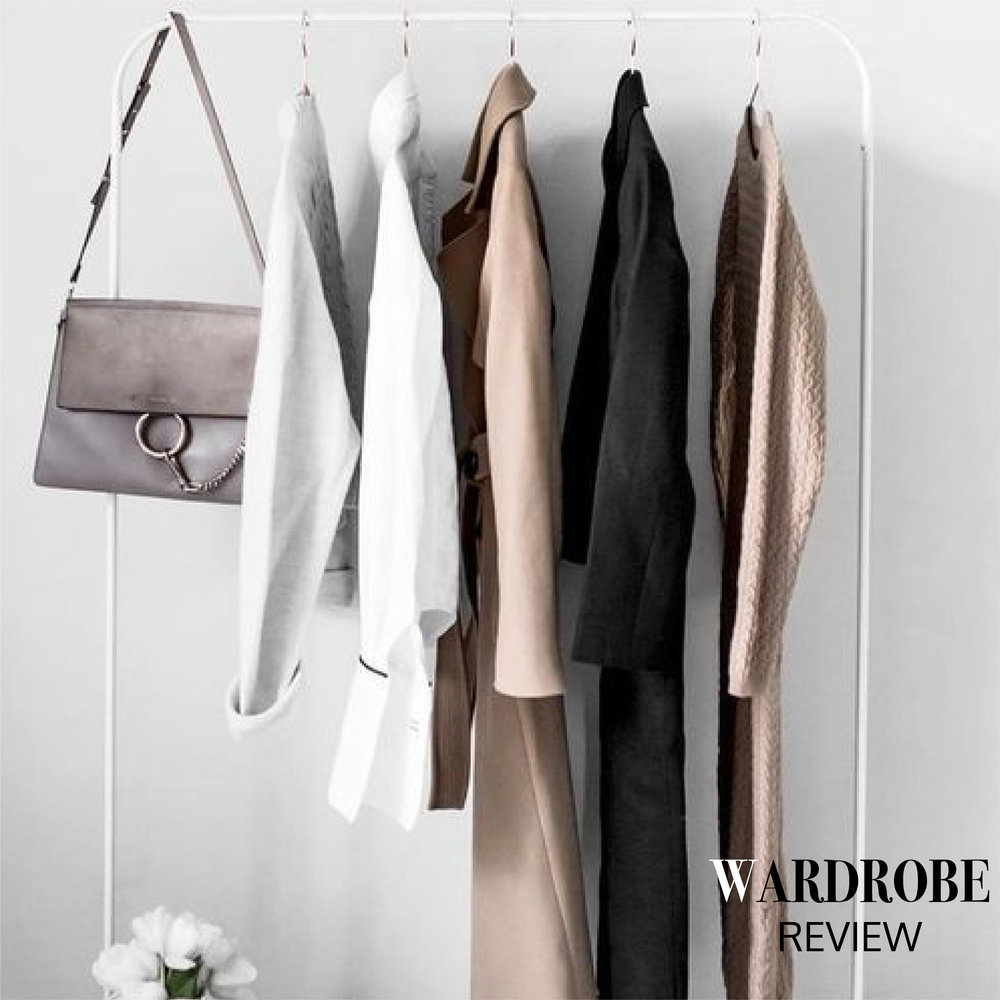 Always Stylish Wardrobe Review and Edit. Wardrobe consulting and styling service.