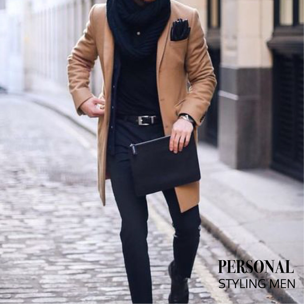 Always Stylish Personal Styling and Personal Shopping services for Men