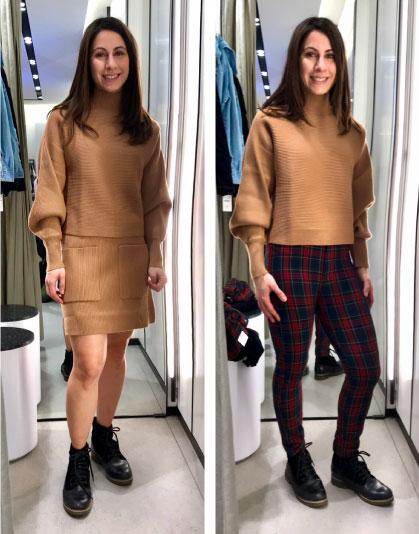 Always Stylish Styling Paola In Zara