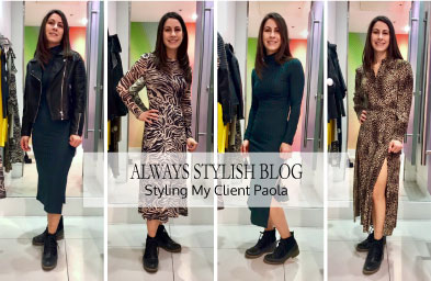 Always Stylish Blog Styling My Client Paola