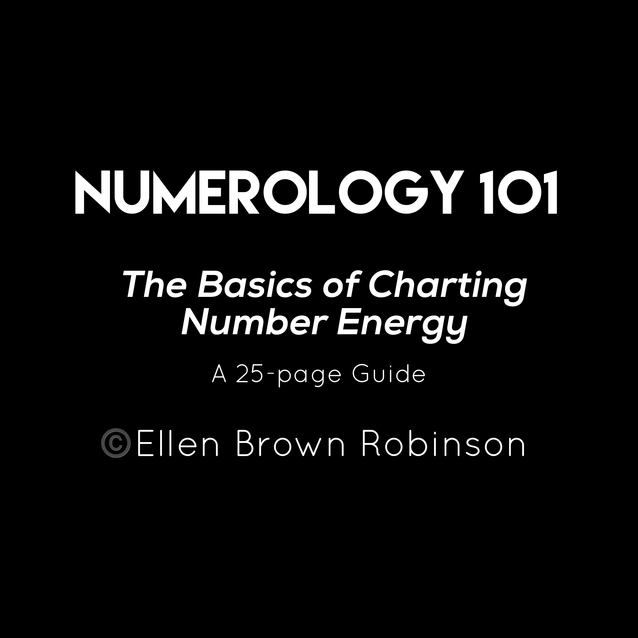 Numerology 101 - PDF Download — Inspire
