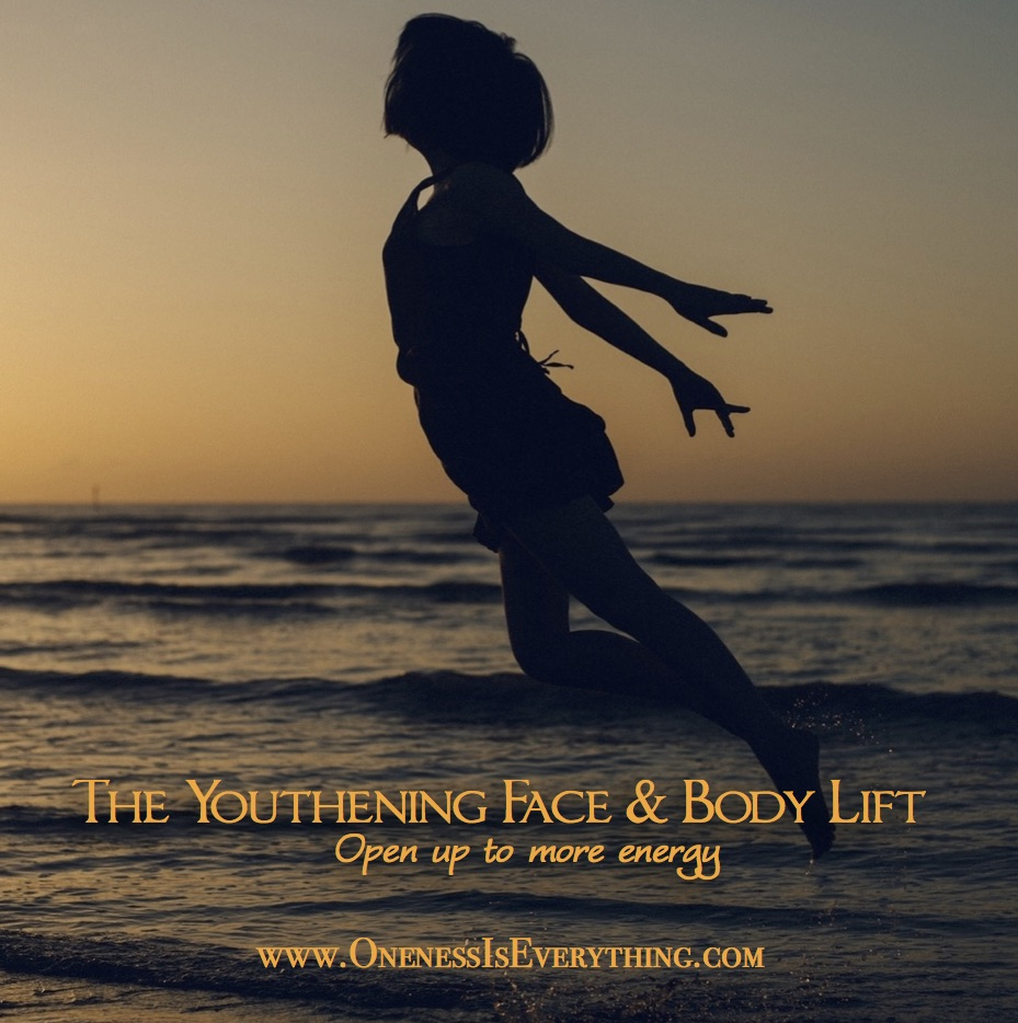 Youthening Face & Body Lift  + Success Generator & Amplifier  Oct. 2015