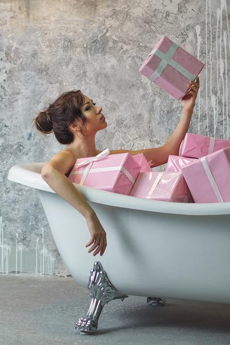 December Energy Bath
