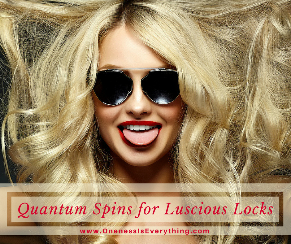 New Quantum Spin Wave Sessions -  Available by Package Only    Join Rann on Happivize for Packages on  Hair, Skin & Nails!