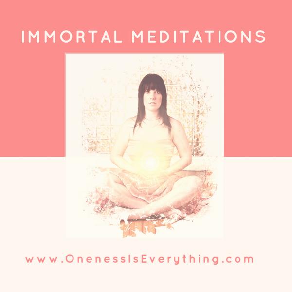 Meditations for the Inner Immortal