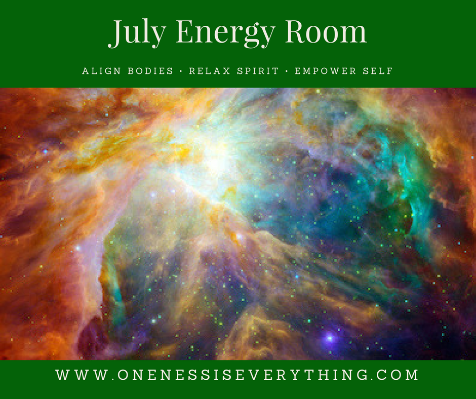July Energy room