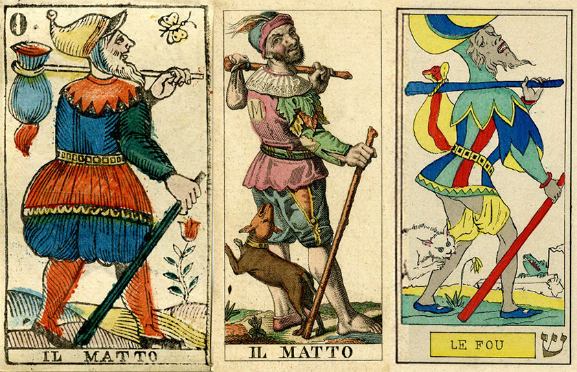 Discover More about the History of The Fool by clicking the image above