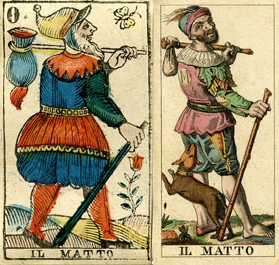 Discover more about the history of the Fool by clicking the above image.