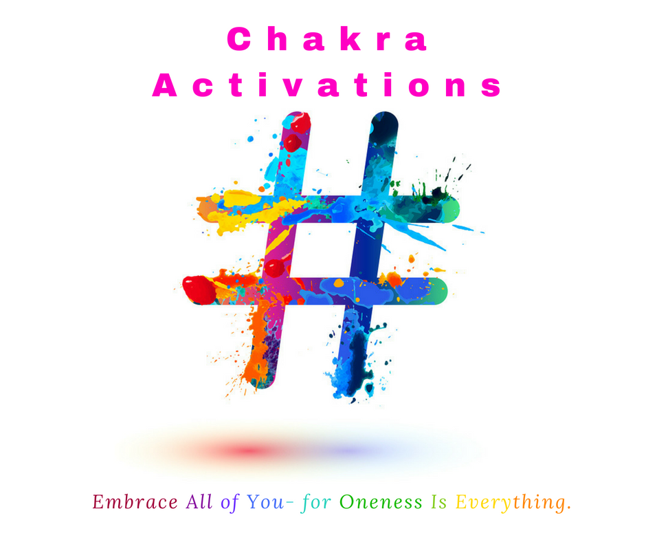 Chakra Activations