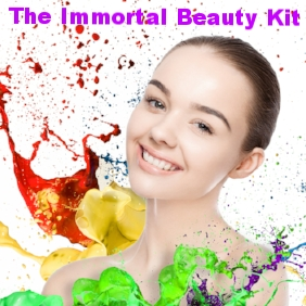 Read the specific list of items within the Immortal Beauty Kit by clicking on this image.
