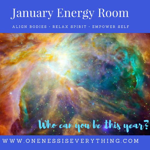 January Energy Room