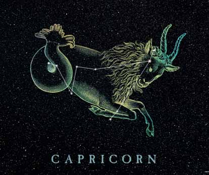 Leads to crystalinks article on Capricorn