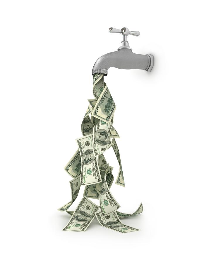 resistances to monetary flows