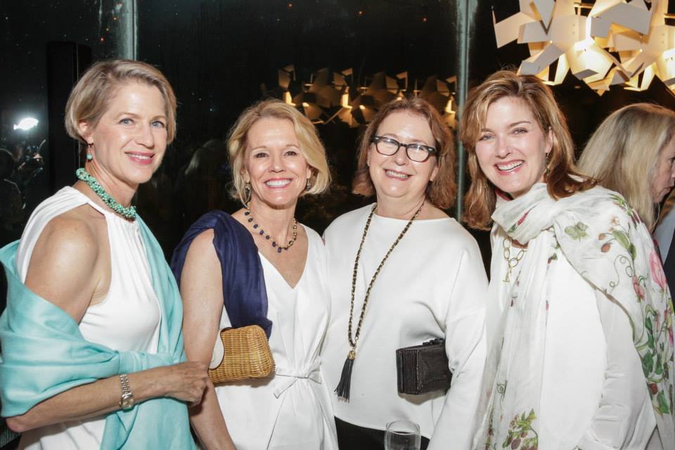 Margaret Pierce, Mimi Kerr, Adele Bentsen, Carrie Pepi