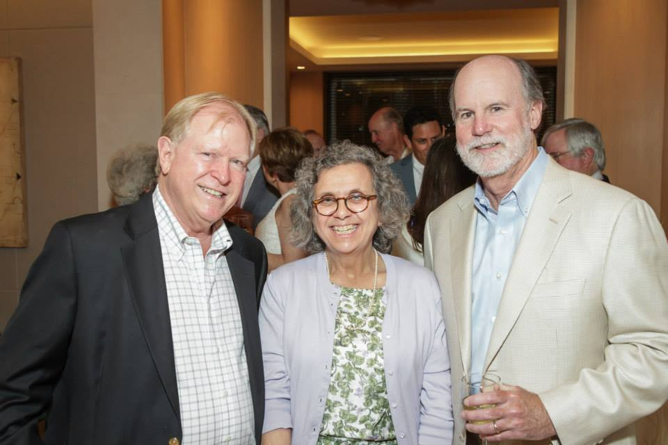 Mavis Kelsey, Mary Anne Piacentini, Brad Tucker