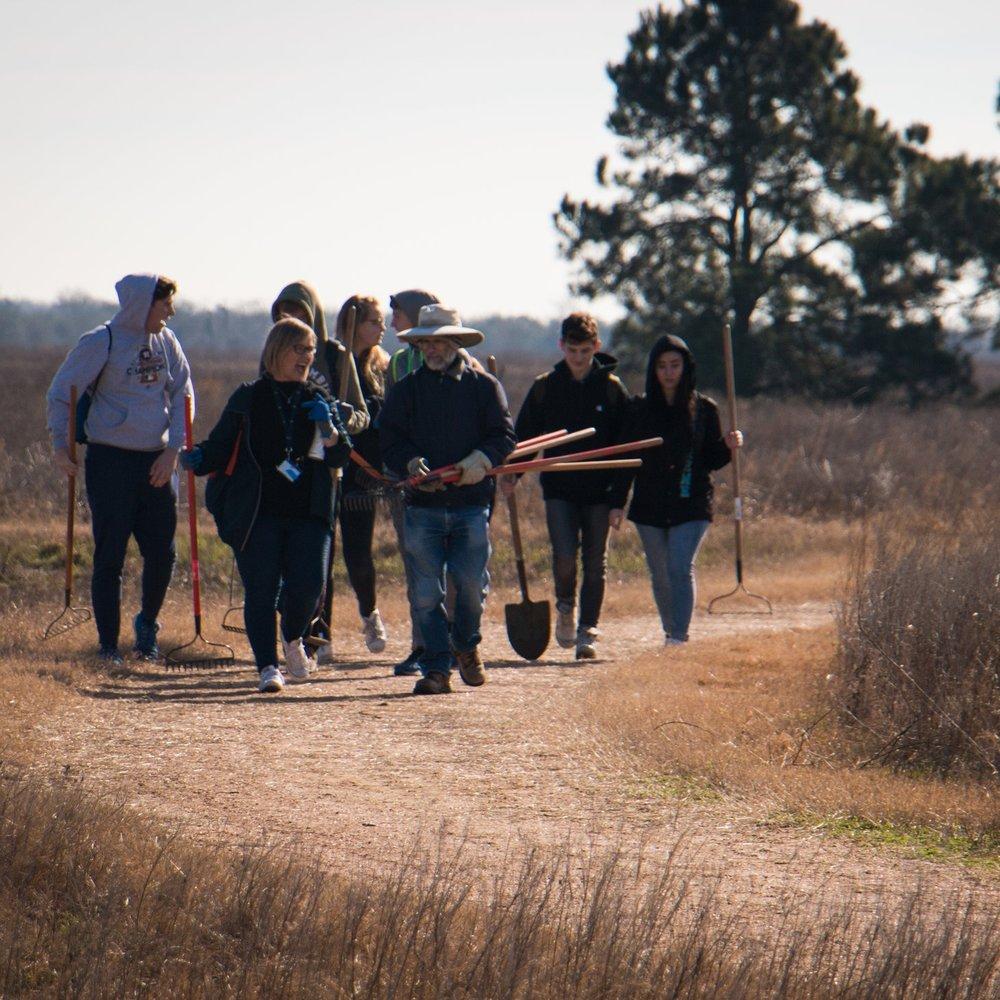 Holiday Hikes -