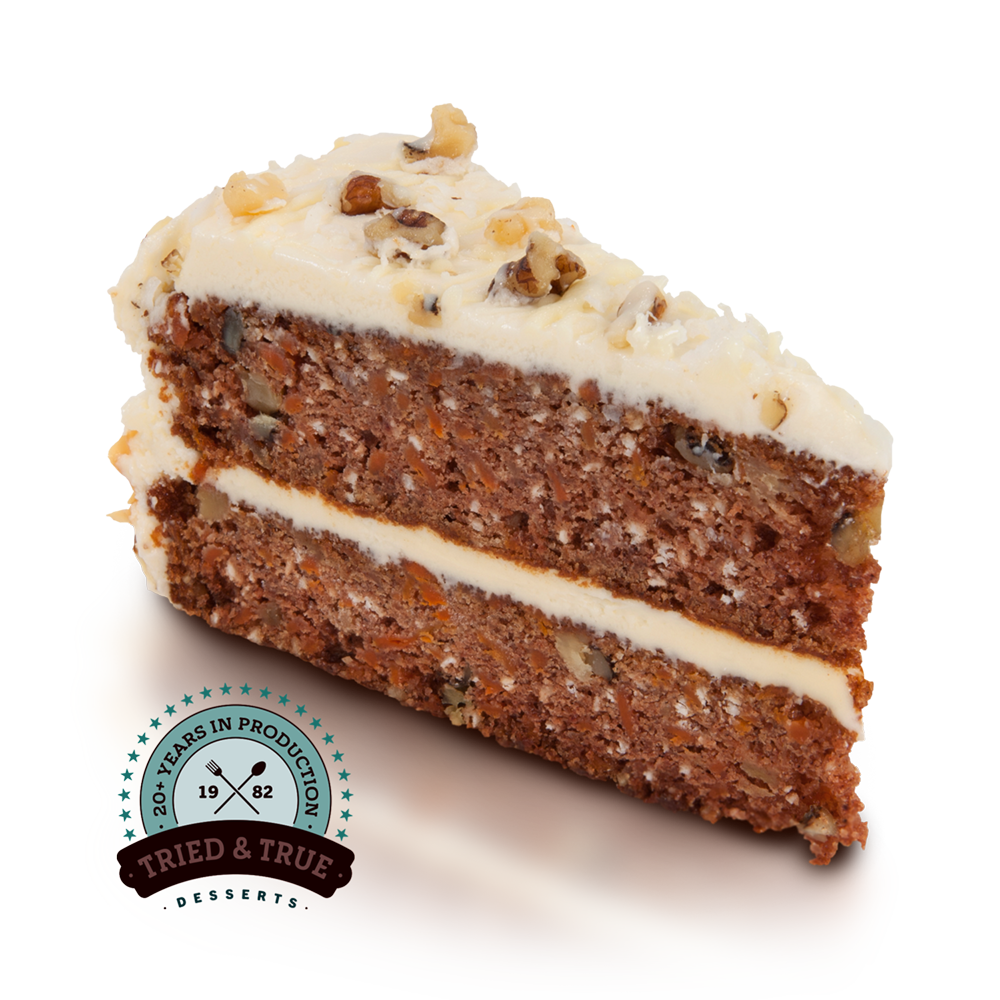 Colossal Carrot Cake WOW Factor Desserts